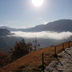 竹田城跡の早朝ツアーのご案内(2020年10月10日〜2020年11月29日)